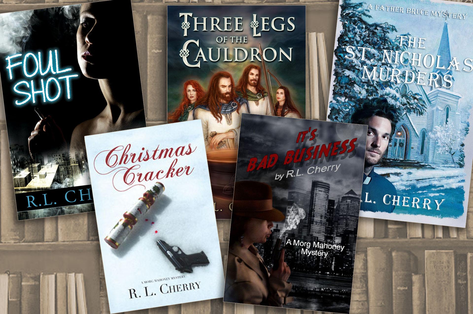 Books by RL Cherry